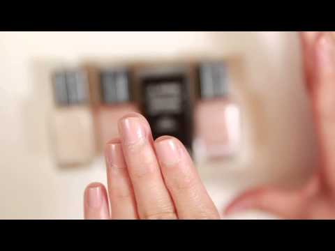 Chanel Longwear Nail Colour Le Vernis 504 Organdi Youtube
