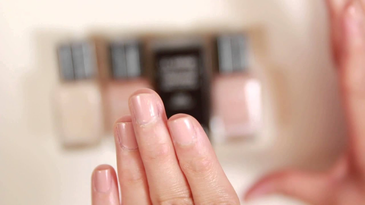 Exceptionnel Chanel Longwear Nail Colour Le Vernis 504 Organdi - YouTube TI21