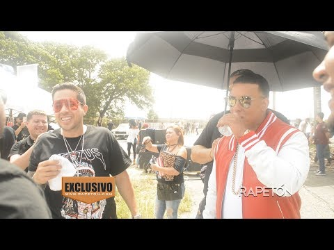 Daddy Yankee, Ozuna y De La Ghetto
