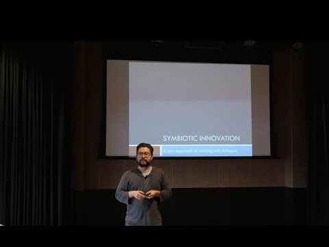 Youth Action Project Meetup - Baqir Khan on Symbiotic Innovation