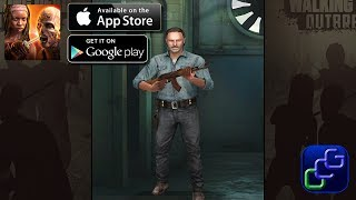 The Walking Dead: Outbreak Android iOS Gameplay