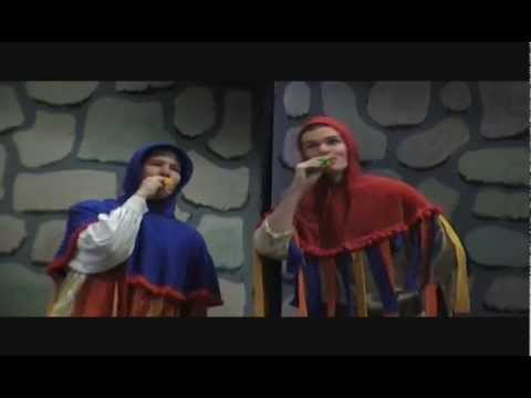 The Canterbury Tales (or Geoffrey Chaucer's Flying Circus)