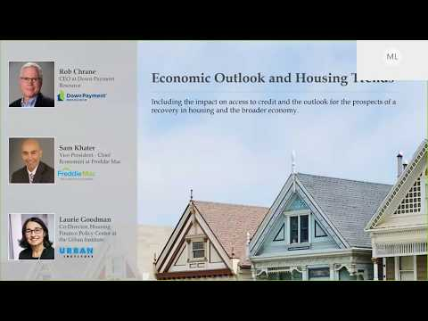 Recorded Webinar: Economic Outlook And Housing Trends (June 2020)