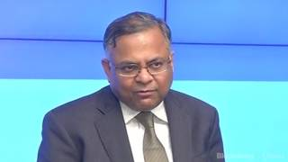 Tata Sons Names TCS Chief N Chandrasekaran As New Chairman