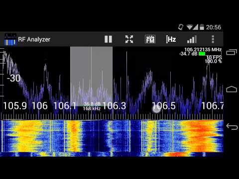 RF Analyzer - Apps on Google Play