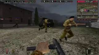 Battlefield 1942 - Monte Cassino - Gameplay