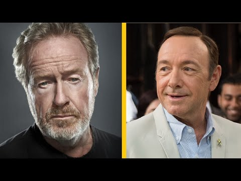 """Ridley Scott on Kevin Spacey: """"I never heard from him"""""""
