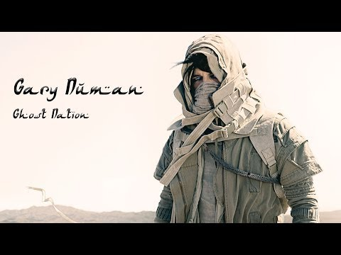 Клип Gary Numan - Ghost Nation