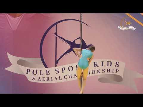 Pole Sport Kids Федощук Анна Киров