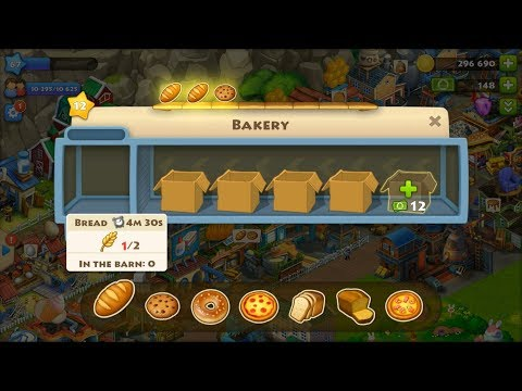 Township Level 67 Update 14 HD 1080p