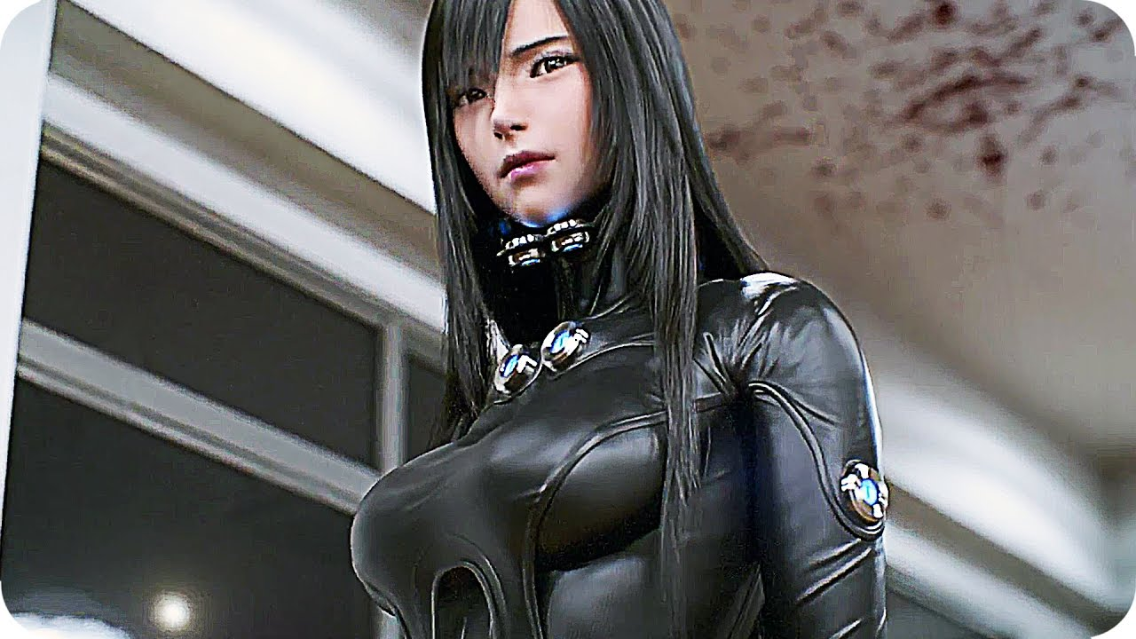 Gantz 0 Anime Movie