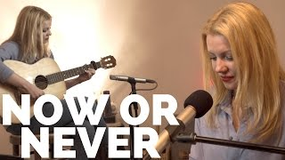 Halsey Now Or Never Cover