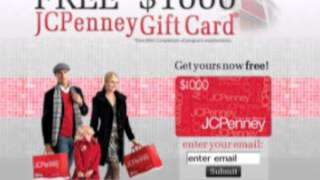 JCPenney Online Coupons.wmv Thumbnail