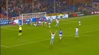 Video Gol Pertandingan Sampdoria vs Lazio