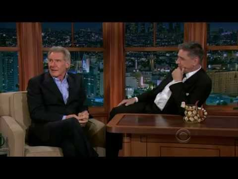 TLL Show Craig Ferguson With Harrison Ford, Ariel Tweto HD