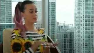 Entrevista Katy Perry ao Fantástico (15/09/14)