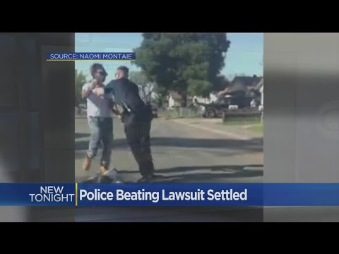 Jaywalking Beating Settlement Means Changes For Sacramento Police