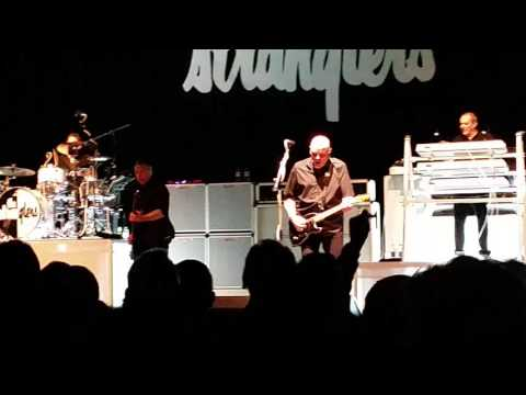 The stranglers Manchester 2016 toiler on the sea/ curfew