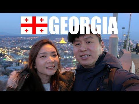 Travelling to Georgia (the country) Winter 2018 / 2019 Tbilisi Kazbegi Borjomi Batumi