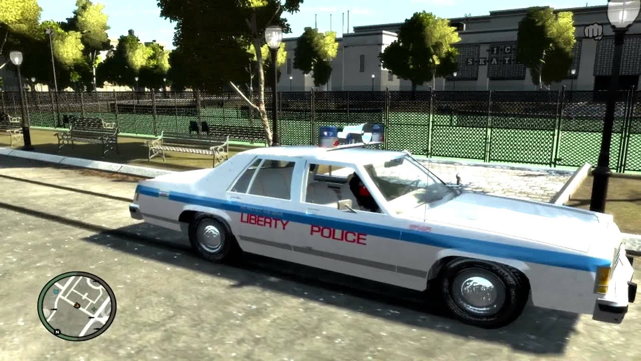 Driver 2 Remake On Gta Iv Take A Ride On Chicago Police