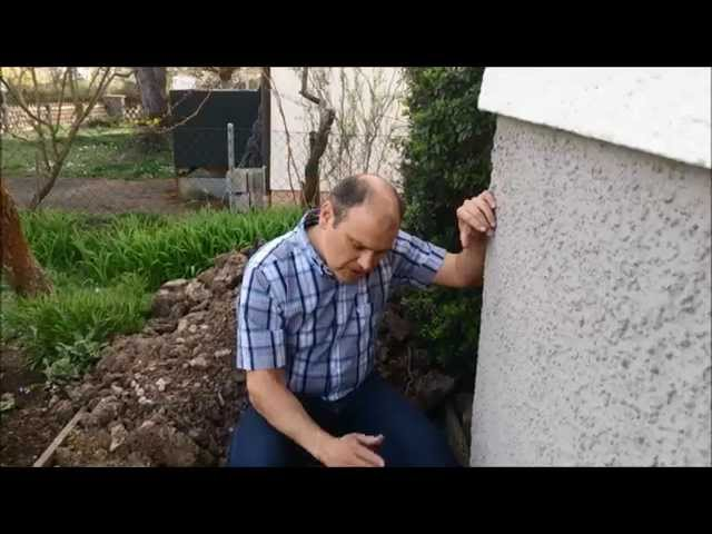 Berühmt Kelleraußenwand sanieren - YouTube YG18