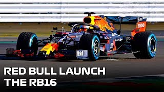Red Bull Launch 2020 Car