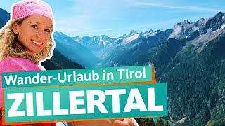 Zillertal - hiking through the Austrian Alps | WDR Reisen