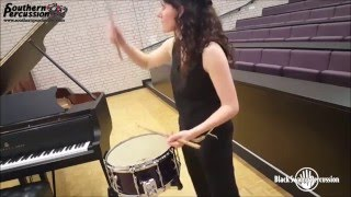 Claire Litzler: 2016 Snare Drum Sound Solution Project