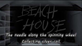 "BEACH HOUSE ""Silver Soul"" (Lyrics On Screen)"