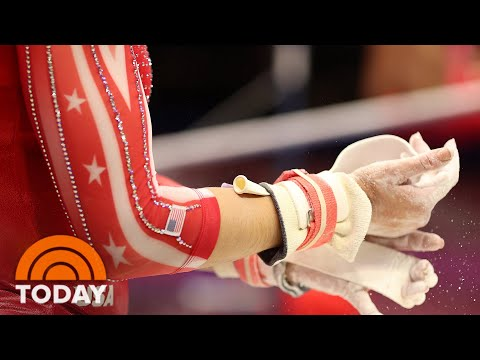 Member Of U.S. Women's Gymnastics Team Tests Positive For COVID-19