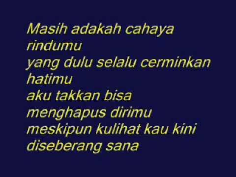 menjaga hati lyrics
