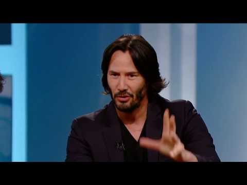 George Tonight: Keanu Reeves joined by Tiger Chen   George Stroumboulopoulos Tonight   CBC