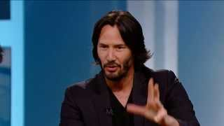 George Tonight: Keanu Reeves joined by Tiger Chen | George Stroumboulopoulos Tonight | CBC