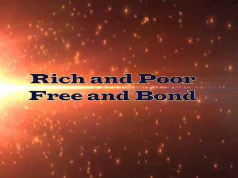 PT1. Rich and Poor Free and Bond