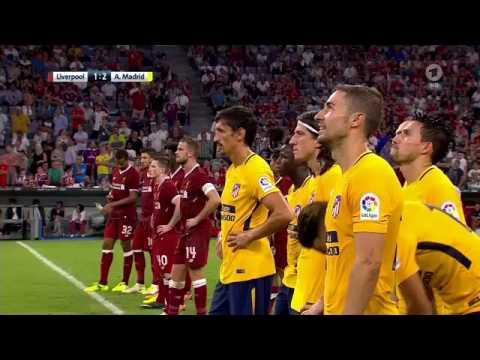 Atletico Madrid Gegen Fc Liverpool Das Elfmeterschießen