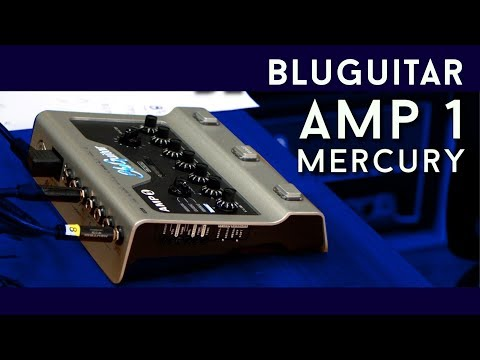 BluGuitar Amp 1 Mercury with Thomas Blug - compared to my amps!