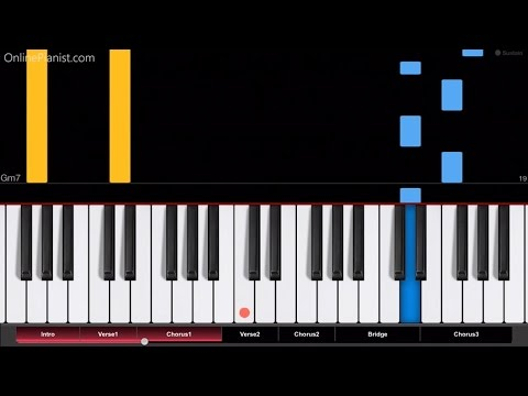 George Michael - Careless Whisper - EASY Piano Tutorial - How to play Careless Whisper