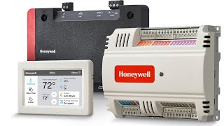 Honeywell LCBS Connect - Designed Specifically for Light Commercial Buildings