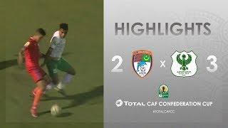FC Nouadhibou 2-3 Al-Masry SC | HIGHLIGHTS | Match Day 1 | TotalCAFCC