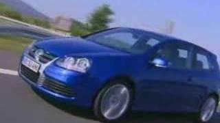 2007 volkswagen golf r32