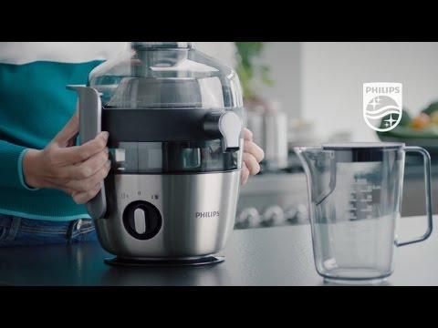 Product Leaflet: FiberBoost Technologie, QuickClean Entsafter