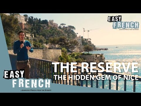 The reserve, the hidden gem of Nice | Super Easy French 28