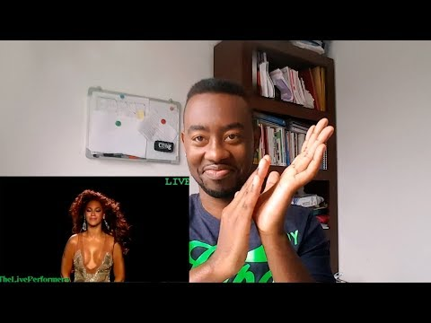 Beyonce Dangerously in love - The Beyonce Experience Live #Reaction