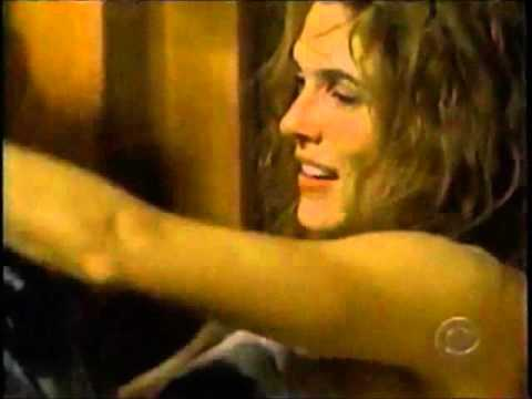paige turco as Terri Lowell The Agency suicide note