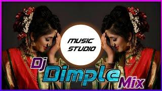 Dimple Yete Galavari   Marathi Song   DJ Mix   New Marathi Song   Music Studio