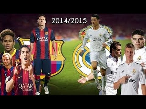 Image result for Real Madrid vs FC Barcelona