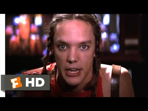 Hackers (11/13) Movie CLIP - Kind of Feel Like God (1995) HD