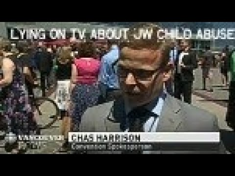 Canadian JW convention activists hit the news, Watchtower spokesperson lies! (Adult Themes)