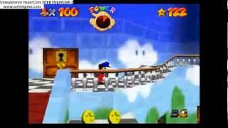 MegaMans super mario 64 bloopers remade with scatman