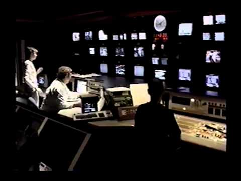 September 8, 1998. WTAE TV Control room.